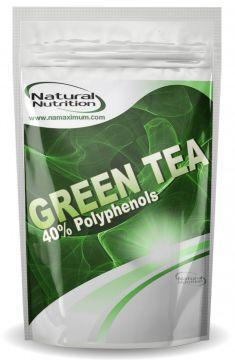 Zeleny caj v prasku 40%