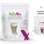Proteínový kokteil KetoMix (40 porcií)