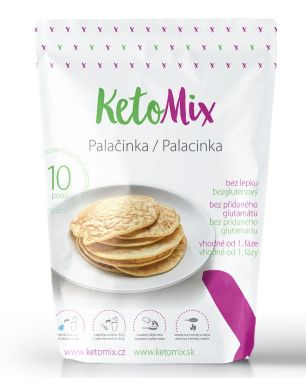 Proteínové palacinky KetoMix