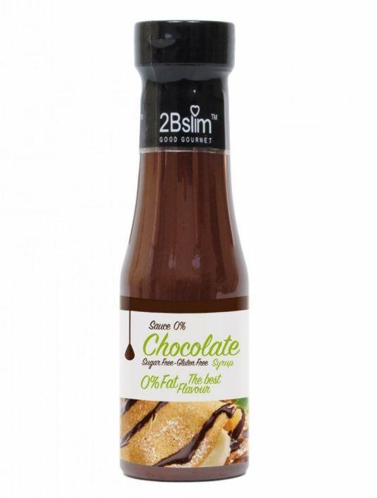 Čokoládová omáčka bez kalóri
