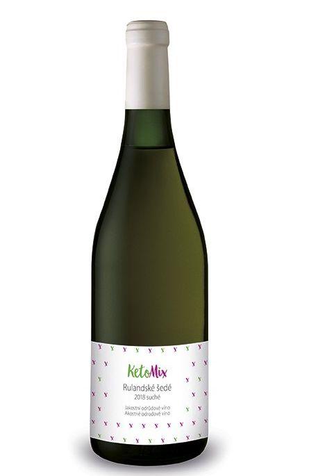 Ketomix Akostné odrodové víno