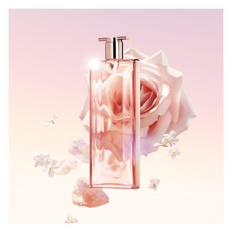 Lancôme Idôle: Dámska parfumovaná voda s kvetinovou vôňou pre modernú ženu